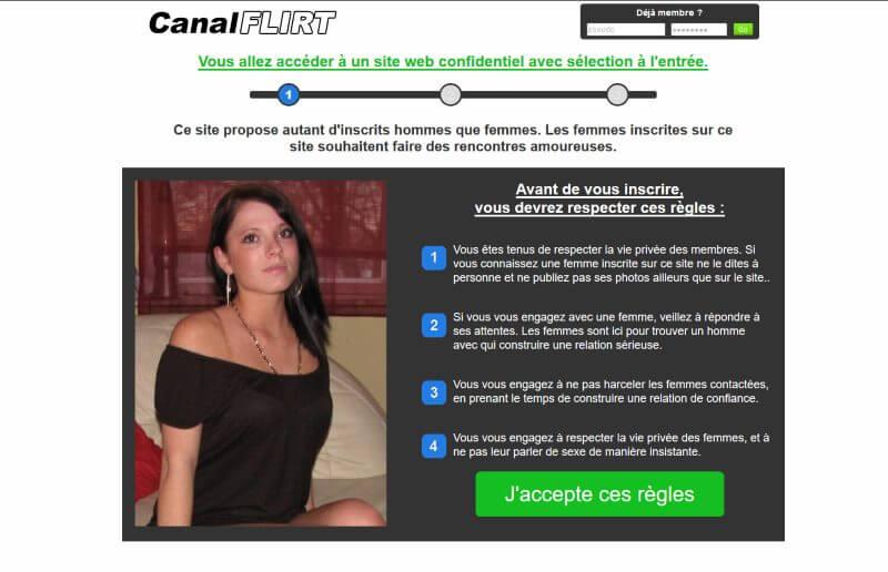 canalflirt.com - avis 2020